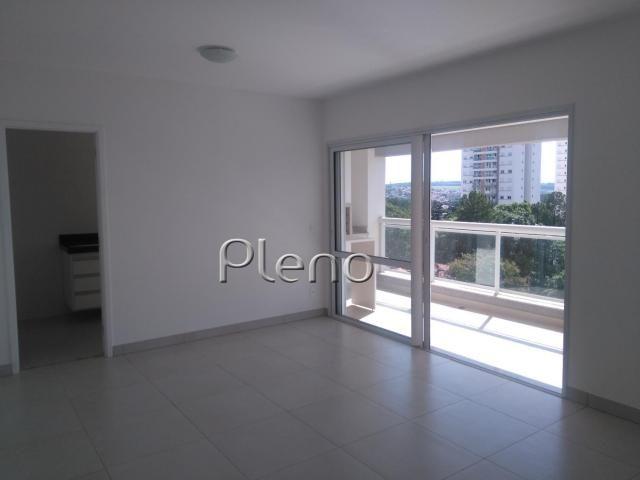 Apartamento à venda com 3 dormitórios em Taquaral, Campinas cod:AP005418 - Foto 3