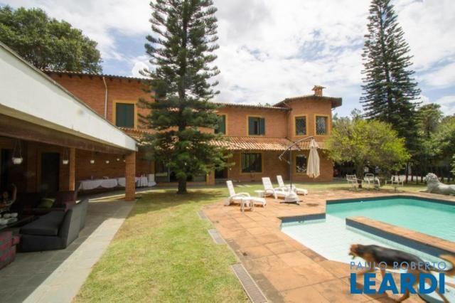Casa à venda com 5 dormitórios em Brooklin, São paulo cod:595299 - Foto 2