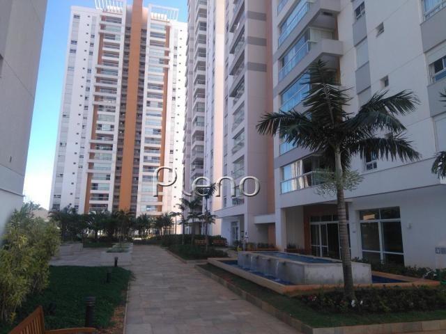 Apartamento à venda com 3 dormitórios em Taquaral, Campinas cod:AP005418 - Foto 2