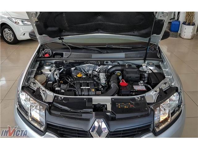 Renault Sandero 1.0 12v sce flex authentique manual - Foto 9