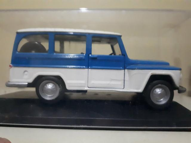 Kit Miniatura Rural / Veraneio / Corisco Escala 1/43 - Foto 2