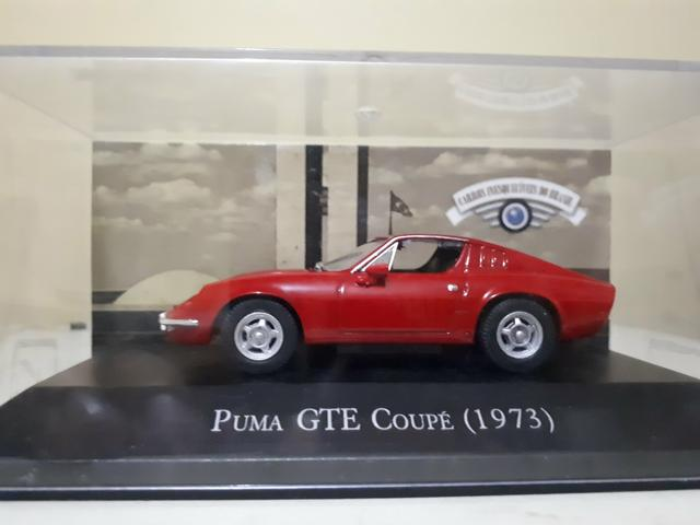 Kit Miniatura Diversas Puma / Alfa Romeo / Dodge Polara Escala 1/43 - Foto 2