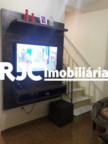 Casa de vila à venda com 4 dormitórios em Tijuca, Rio de janeiro cod:MBCV40053 - Foto 4
