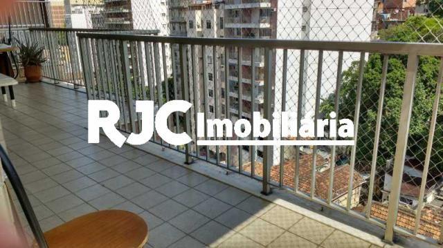Apartamento à venda com 3 dormitórios em Vila isabel, Rio de janeiro cod:MBAP31371