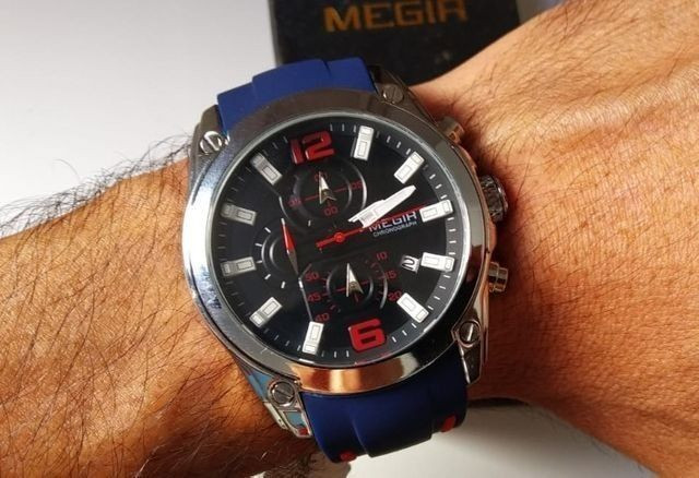 Relógio megir - Foto 2