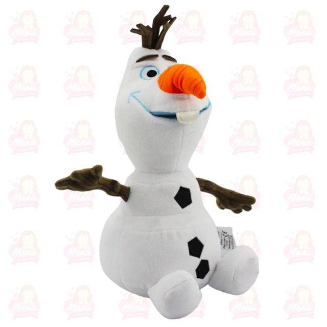 Olaf de pelúcia 25cm