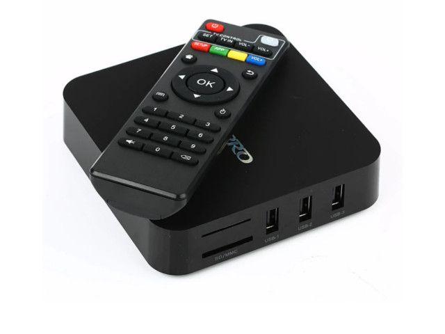 Tv Box Smart Melhor Conversor Digital Original E Lacrado