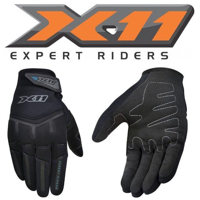 Luva X11 Feminina Fit X Proteção Touch Frio Calor Moto Bike. (Entrega Grátis) - Foto 7