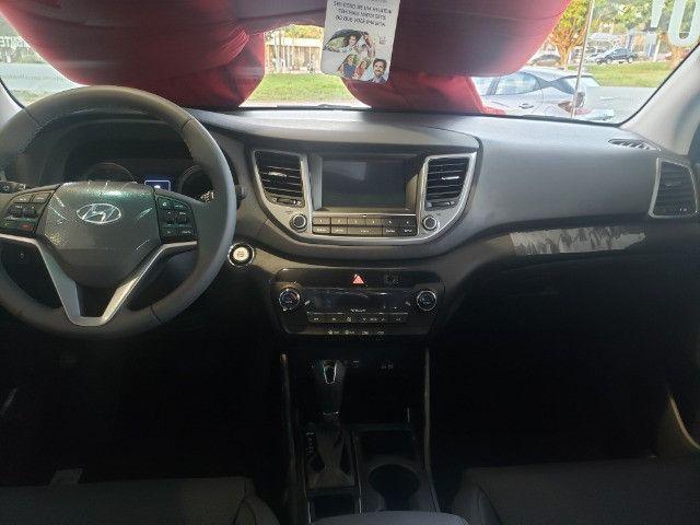 Hyundai Tucson 1.6 Turbo Automática 20/21 - Foto 5