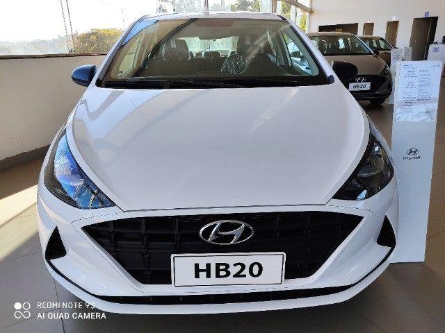Hyundai HB20 1.0 Sense manual 20/21
