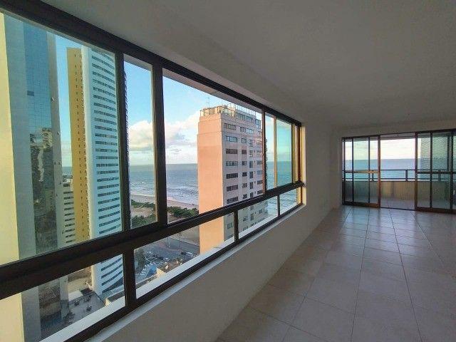 EA- Lindo apartamento no Pina. 4 suítes, vista livre, 2 vagas, 156m² - Foto 11
