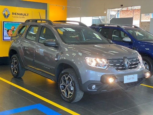 Duster Iconic - 2022 0km