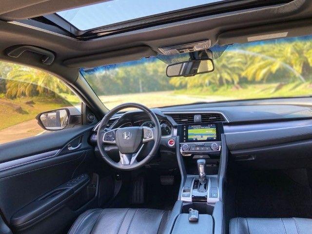 Honda Civic Touring 1.5 Turbo 2017 (Abaixo da file) - Foto 11