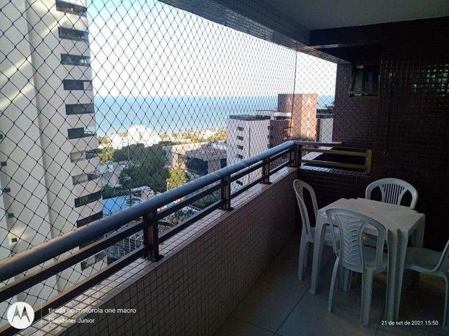 Apartamento para alugar com 3 dormitórios em Altiplano cabo branco, Joao pessoa cod:L2486 - Foto 10