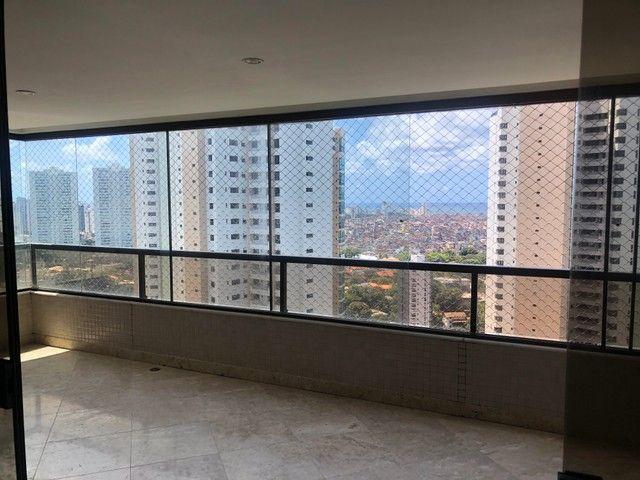 Apartamento p/ aluguel e venda, 263 m2, 4 suítes no Horto Florestal / Waldemar Falcã - Sal - Foto 3