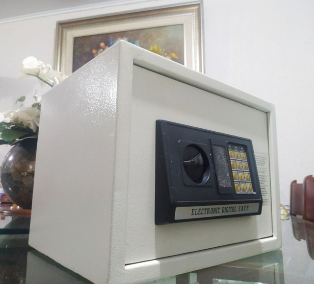 Vendo cofre Digital Safe