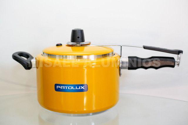 Panela de pressão 5 litros patolux