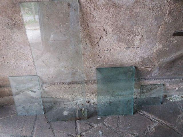 Prateleiras  de vidro temperado
