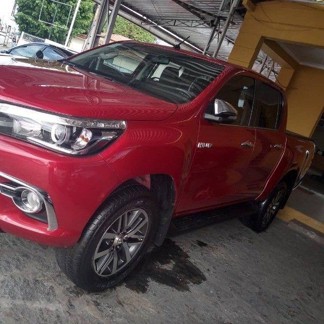 Toyota Hilux Srx 2.8 Aut - Foto 3