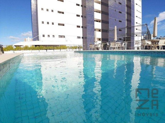 Apartamento à venda com 3 quartos mais Dependência Completa, no Bessa - João Pessoa/PB - Foto 8