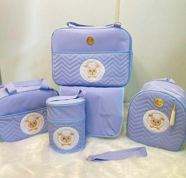 novidades kits de bolsas maternidade - Foto 2