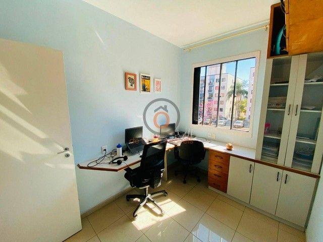 Apartamento para venda possui 63 metros quadrados com 2 quartos - Bairro Santa Branca - Foto 11