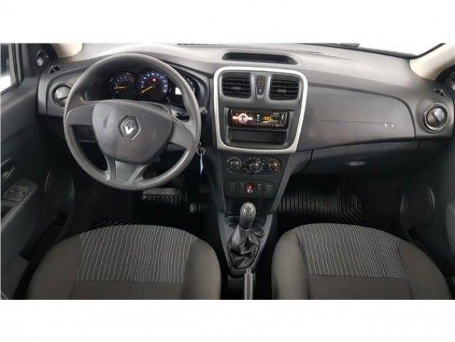 Renault Logan 1.0 12V SCE flex Expression Manual 2019. - Foto 4