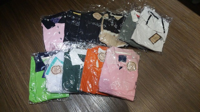 Camisetas Golf Play - Lot 27 peças - Foto 2