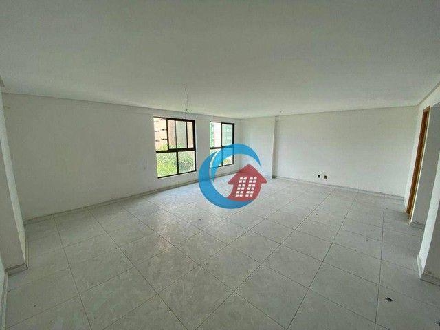 Sala para alugar, 45 m² por R$ 2.300,00/mês - Casa Forte - Recife/PE - Foto 9