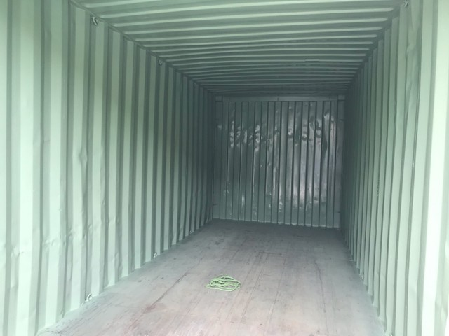 Container 20 pés 6 metros  - Foto 5