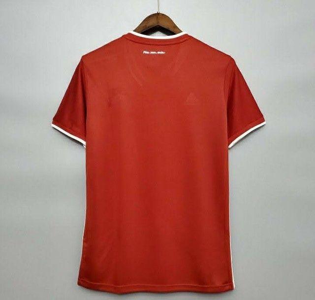 Camisa do Bayern deMunique  2021 oficial. - Foto 3