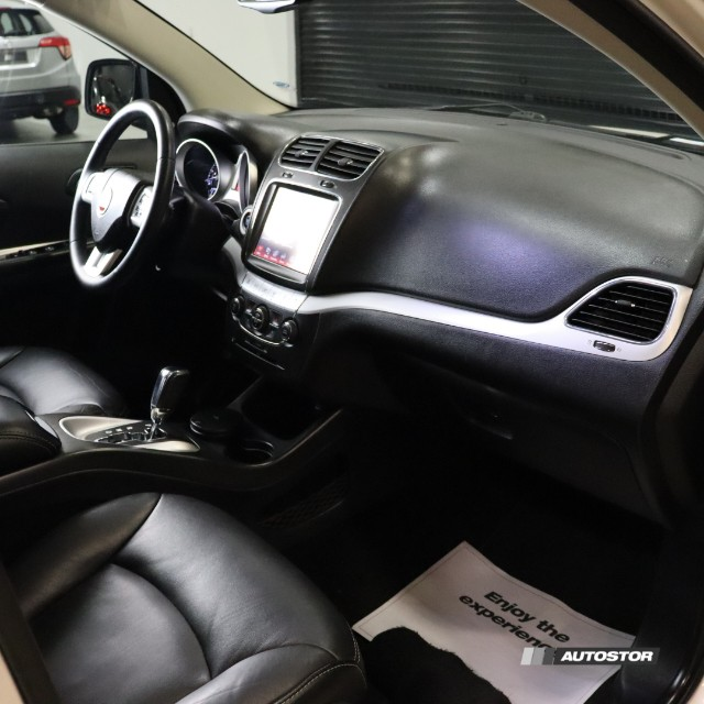 Fiat Freemont Presision Branca Pérola 2014 - Foto 12