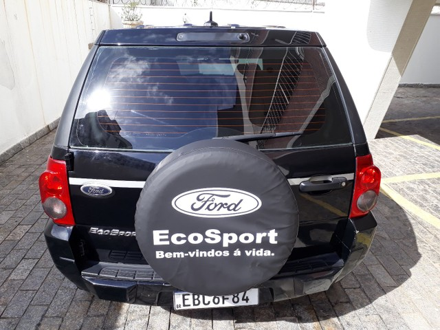 Ecosport 1.6 COMPLETA Flex 2008  - Foto 7