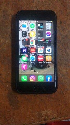 iPhone 7 32 giga top troco por outro