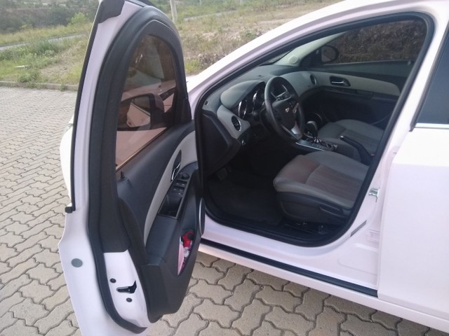 Cruze LTZ automático 2014 Único dono, raríssimo modelo na cor Rosa. - Foto 6