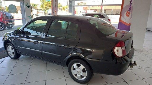 Clio sedan 1.6 expression 2007 completo  - Foto 10