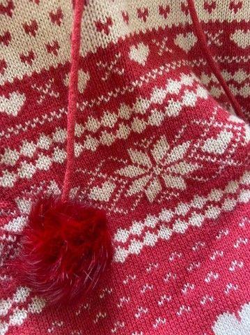 Poncho lã - Foto 2