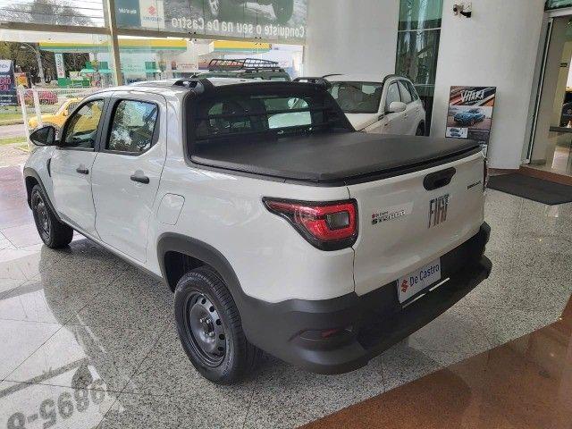 Fiat Strada Cabine Dupla Endurance 2022 - Foto 6
