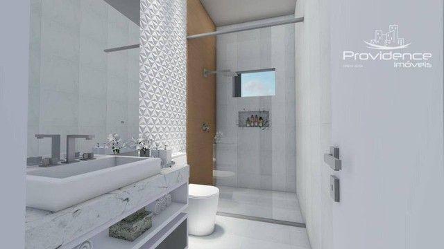 Apartamento com 3 dormitórios à venda, 130 m² por R$ 600.000,00 - Jardim La Salle - Toledo - Foto 6