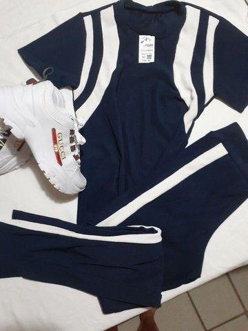 Conjunto de calça em montaria  - Foto 3