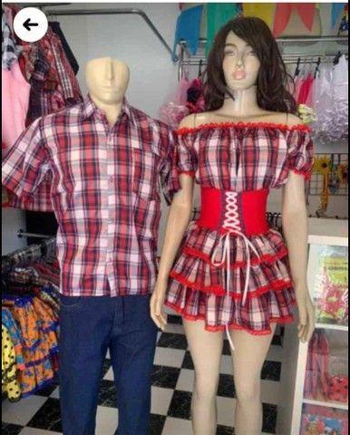 Festa  junina vestido
