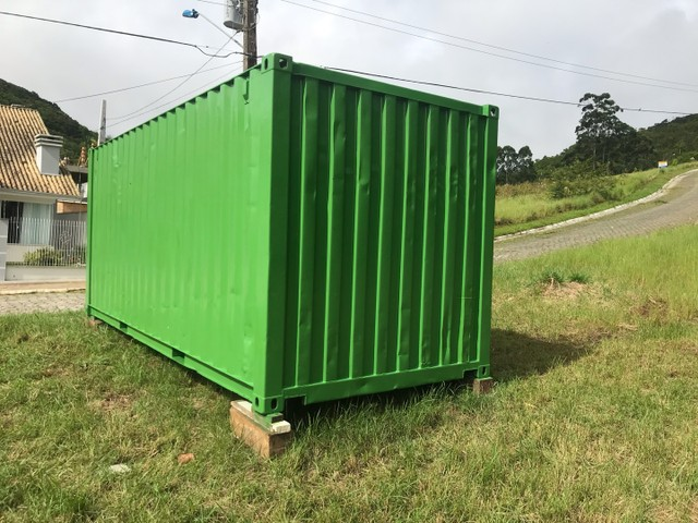 Container 20 pés 6 metros  - Foto 4