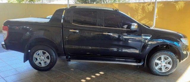 Ford Ranger limited 3.2 20v 4X4 CD Aut. Dies. - Foto 14