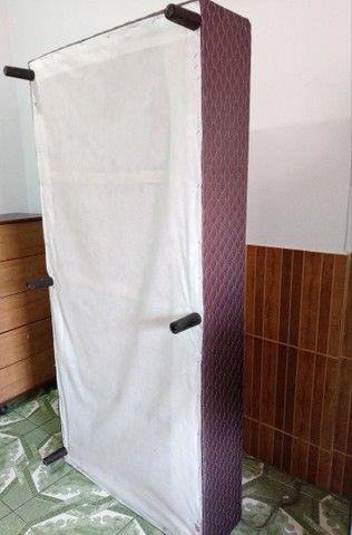 Cama de solteiro + Armário 02 Portas - Foto 3