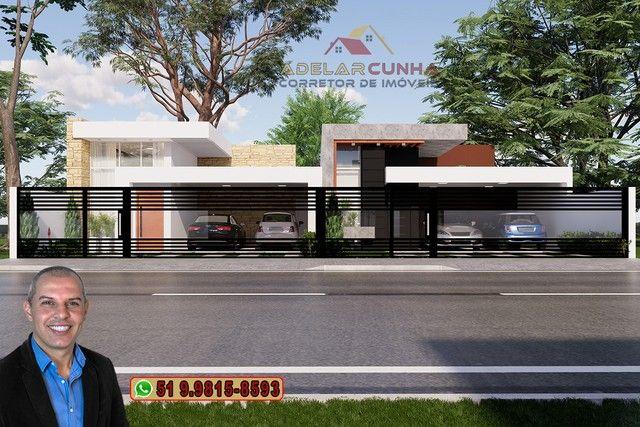 Casa no Centro de Estância Velha com 3 Dormitórios sendo 1 Suíte