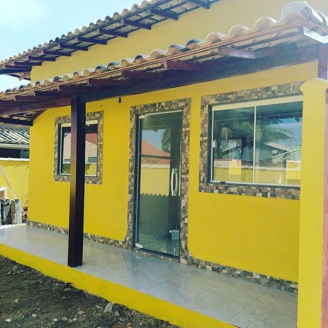 J*563* Linda Casa no Condomínio Vivamar em Unamar - Rj - Foto 2