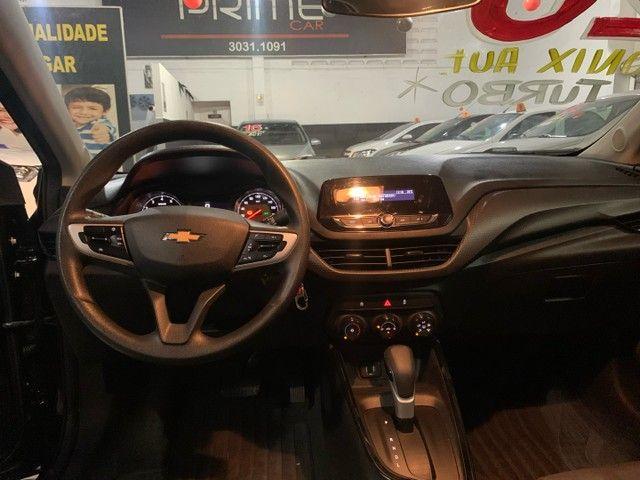 Onix LT 2020 turbo automatico  - Foto 9