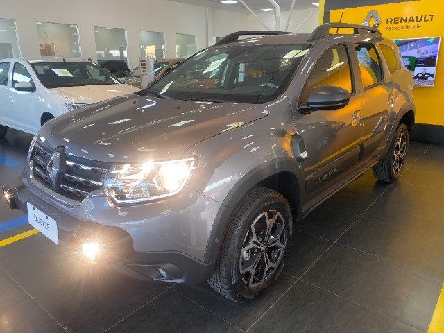 Duster Iconic - 2022 0km - Foto 3