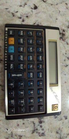 Calculadora HP 12 C  - Foto 5