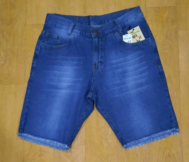 Bermuda Masculino Jeans - Foto 4